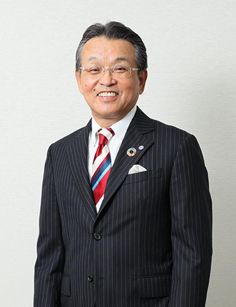 代表取締役社長島田 和幸様